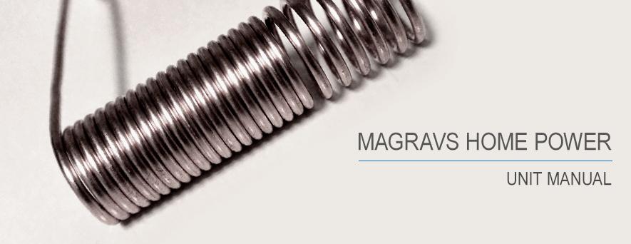 Sale for magrav unit power MagravPowerTech an